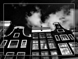 Amsterdam Black and White +