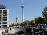 Radio tower, Berlin.