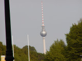 Radio tower. Pope's revenge.