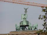 Brandenburg gate.