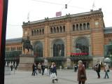 Hannover, railway station