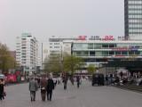 Centre of Berlin, near Zoo Banhof