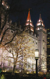 Salt Lake Temple - The Church of Jesus Christ of Latter-Day Saints