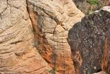 Elephant Skin Rock in south western Utah - Near St. George