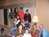 Phil Aquino's Family - Thanksgiving, 2006