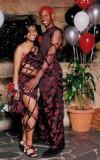 DeWanna and Carcecil - prom