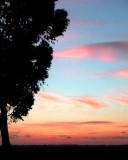 TTown sunset