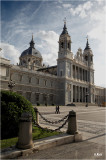 Madrid' Cathedral