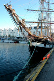 Another view of the Jeanie Johnston