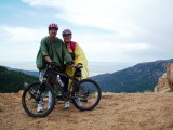 Mountain Bike Ride down Gold Camp Rd - 22 June Friday
