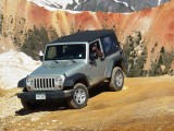 Jeeping-Corkscrew Gulch-->Hurricane Pass-->California Pass-->Animas Forks-->Silverton, 25 June Monday
