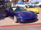 2007 Corvette coupe