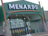 Menards Perham MNopens in April 2007