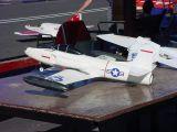 model jets