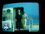 President & Mrs. Bush