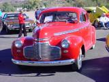 1941 Chevrolet Bus Cpe