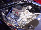 1967 Camaro motor