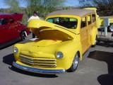 1947 Ford Woodie
