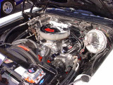 Chevelle motor