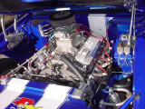Z-28 Camaro engine
