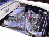 1957 Ford engine
