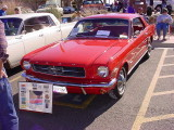 1964 ½ Ford Mustang