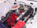 1965 Barracuda motor