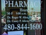 Dr Roger Allen Dr Casey Allen
