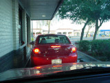 drive throughKarla is on vacationJack in the Box