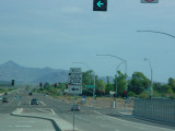 I-17 going north