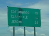 CottonwoodClarkdaleJerome