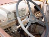 1946 Chevy dash