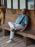 Rick  contemplating life….