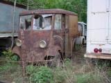 old milk truck ?
