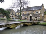 Bourton-on-the-Water. Gloucestershire
