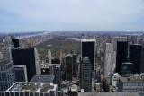 Upper Manhattan and Central Park