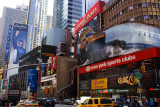 West side Times Square