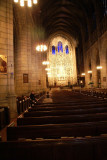 Inside St Thomas