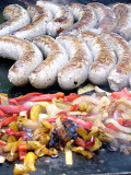 sausage & peppers ~ June 18th