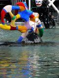 sculptures de Nikki de Saint Phalle.