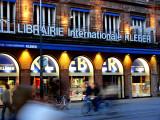 librairie Kleber.