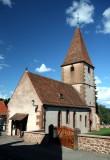 l'église de Weiterswiller.