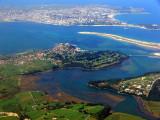 Santander, aerial view.