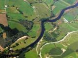 Costa verde, aerial view