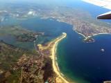 aerial view - Santander