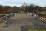 The bridge to the main park area