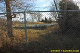 Fences that once kept animals in now keep humans out