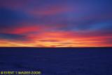One More Prairie Sunset