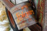 Folgers Deep Rust Coffee