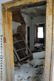Kitchen Door Frame